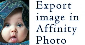 export images in affinity