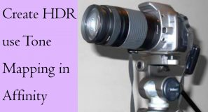 HDR and tone mapping
